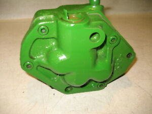 John Deere Tractor Model M Excellent Used Two Piece Hydraulic Pump