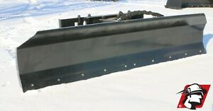Skid Steer Snow Plow Blade Attachment Heavy Duty High Quality For Caterpillar