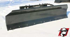Skid Steer Snow Plow Blade Attachment Heavy Duty High Quality For John Deere