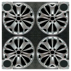 Set 2013 2014 2015 2016 2017 2018 2019 Ford Taurus Hyper Lip Wheels Rims 3925