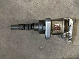 1 Inch Air Impact Wrench Older Heavy Duty Model In Good Condition