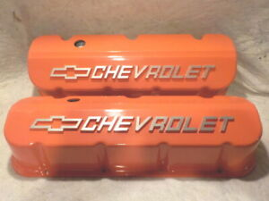 Orig Style Chevrolet Performance 25534374 Big Block Chevy Aluminum Valve Cover