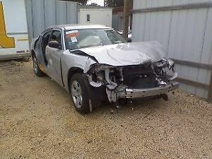 Driver Front Seat Bucket Leather Electric Fits 06 08 Charger 382219