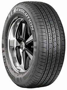 Set Of 4 Cooper Evolution Tour All Season Radial Tires 235 65r17 104t
