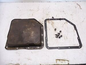 Gm Chevrolet Chevy Pontiac Turbo 350 Th350 Transmission Pan Gasket Trans Th