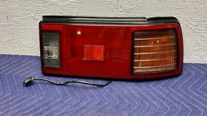 86 5 88 Supra Turbo passenger Side Rear Taillight Oem Mk3 Lamp Socket Rh Tail