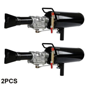 2pcs 8l Tire Bead Seater Air Blaster Tool Trigger Seating Inflator Handheld