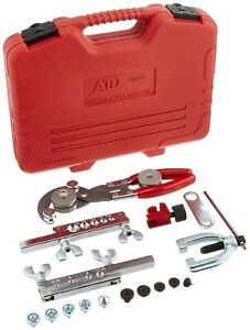 Atd 5478 Master Tubing Tool And Flaring Tool Kit With Cutter And Bender