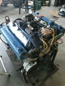 Ford V8 289 Running Engine Tiger 1965 Mustang S22 Comet Falcon Cobra Bronco
