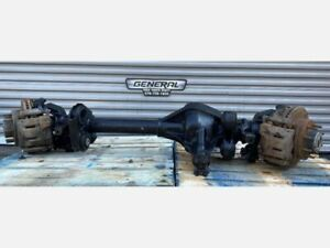 2005 2006 Ford F 250 F 350 Front Axle Complete Assembly 3 73 Ratio 4wd