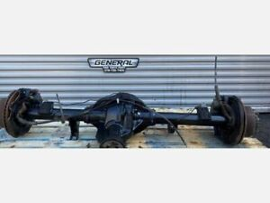 2007 2009 2008 Ford F 250 F 350 Rear Axle Complete Assembly 3 73 Ratio 10 5