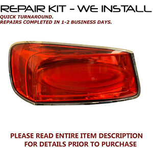 Repair Kit For Bentley Flying Spur Rear Tail Light Lamp Assembly Led 2013 2021