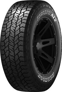 Set Of 4 Hankook Dynapro At2 Rf11 All Terrain Tires Lt265 70r17 121s Lre 10ply