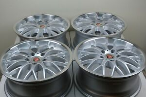 17 Wheels Rims Mazda 3 5 6 Speed Protege Im Tc Xb Legacy Outback Sienna 5x114 3