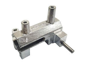 Housing And Stud For Sharpener Assembly