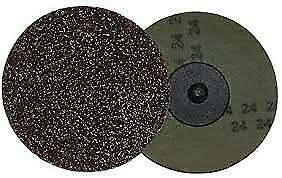 Shark Industries 2 24 Grit A O Mini Grinding Discs 25 Pk Old 3220gt 13226