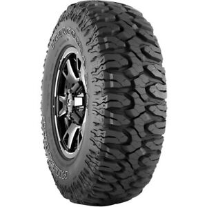 Set Of 4 Milestar Patagonia M t Mud terrain Tires Lt295 70r17 Lre 10ply Rated