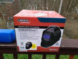 Lincoln Electric Viking 1840 Welding Helmet With 4c Lens Technology Black