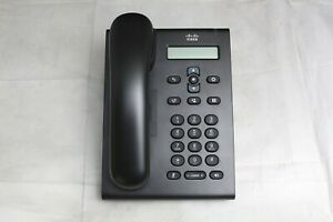 fully Refurbished Cisco Cp 3905 Uc Unified Sip Office Desk Phone