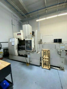 Okuma Howa Millac 511v Cnc Vertical Machining Center With Twin Pallets