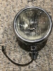Pair Of 1932 Ford Cowl Lights Vicky Roadster Coupe Sedan Original