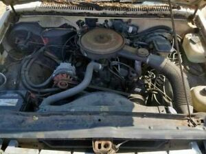 Manual Transmission 4 Speed 2wd Fits 84 87 S10 S15 Sonoma 16473