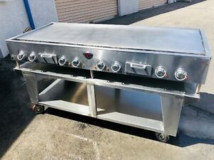 Wells G 60 Commercial 69 Electric Griddle W Equipment Stand