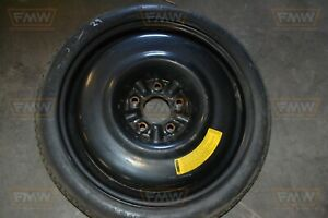 Ms3 Mazdaspeed3 Oem Factory Spare Tire Donut T125 70 17 T25 70d17 24