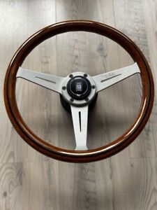 Nardi Torino Wood Steering Wheel And Gear Knob 360 Audi Rs2