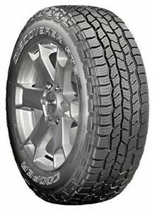 Pair Of 2 Cooper Discoverer A t3 4s All terrain Tires 235 75r16 108t