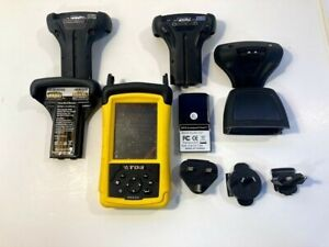 Tds Recon Pocket Pc Data Collector Lot With Batteries Software More