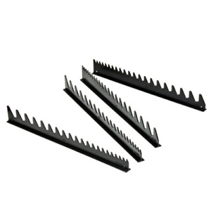 Ernst Manufacturing Wrench Rail Set 40 Tool Black