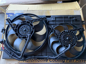 For 1998 2007 Volkswagen Beetle Cooling Fan