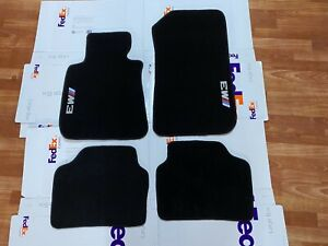 Fit For Bmw E90 E91 M3 Floor Mats Carpe 2006 11 4pcs 328i X Drive 330xi 335xi