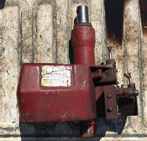 Western Isarmatic Lift Control Snow Plow Pump Casing Only