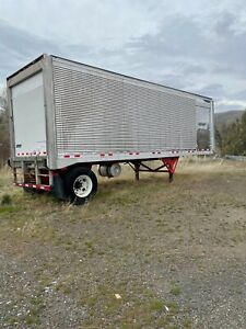 2007 Great Dane Refrigerated Trailer Great Condition 28 Single Axel