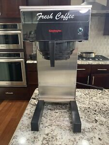 Grindmaster Ba p Pourover Coffee Brewer For Airpots Commercial Nsf