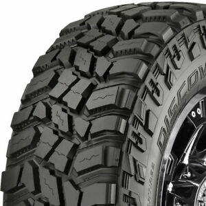 Set Of 4 Cooper Discoverer Stt Pro Mud terrain Tires 37x13 50r17 Lre 10ply