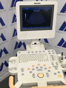 Refurbished Philips Hd3 Ultrasound System With Abdominal Vaginal Transducers