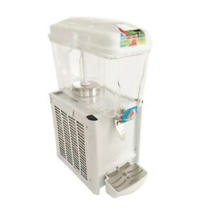 Open Box 110v 12l Cold Drink Beverage Milk Juice Dispenser Machine 7 12 52 58