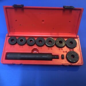 Rare Snap On Bushing Driver Set A158b