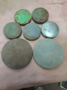 Vintage John Deere Tractor Gas Fuel Caps And Radiator Caps Lot A B D G Others