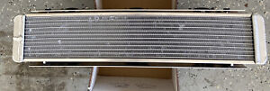 03 04 Cobra Afco Double Dual Pass Air To Water Heat Exchanger Intercooler Svt