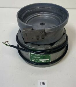 Automation Devices Model 5 Mini Vibratory Bowl Feeder Fast Shipping Warranty