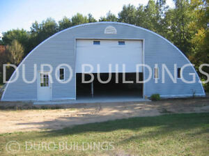Durospan Steel 42 x24 x17 Metal Building Kit Made To Order Diy Open Ends Direct