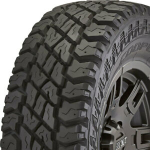Set Of 4 Cooper Discoverer S T Maxx All Terrain Tires Lt295 70r18 Lre 10ply