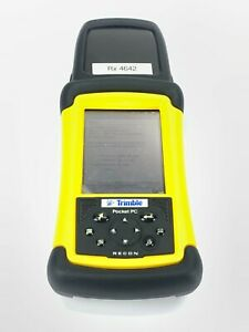 Recon Pocket Pc Surveying Data Collector total Station trimble topcon tds R3