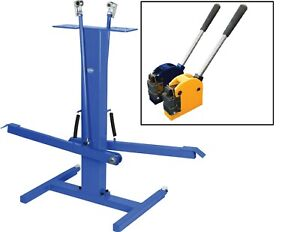 Sheet Metal Fabrication Shrinker Stretcher Set With Stand