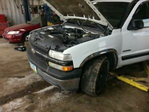 Manual Transmission Classic Style 2wd Fits 99 07 Sierra 1500 Pickup 1744105