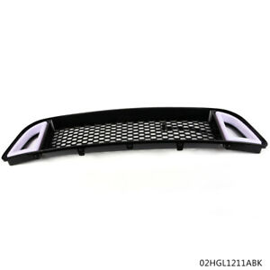 Fits For 2013 2014 Ford Mustang 2 door Non shelby Front Upper Led Grille
